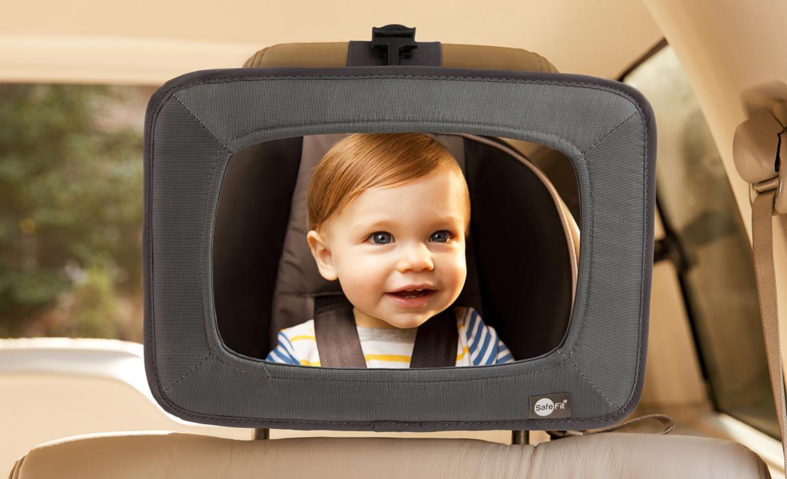 carousel image Baby Auto Mirror - 3