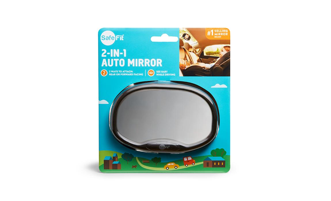 carousel image 2-in-1 Auto Mirror - 4
