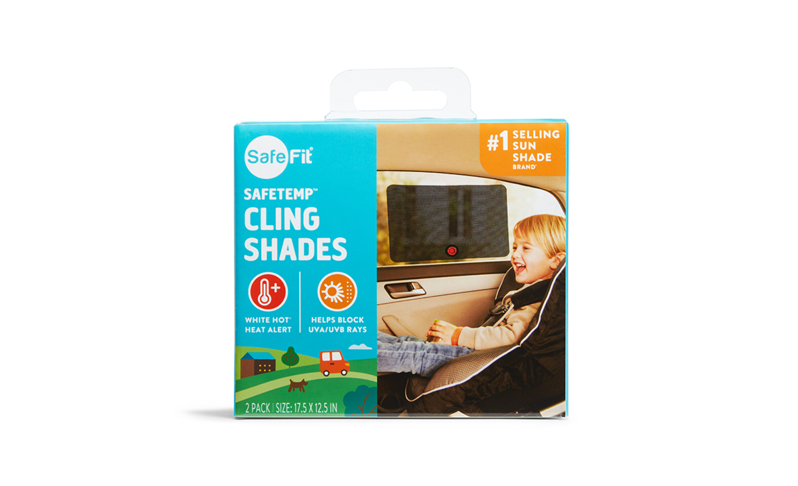 carousel image SafeTemp™ Cling Shades 2Pack - 4