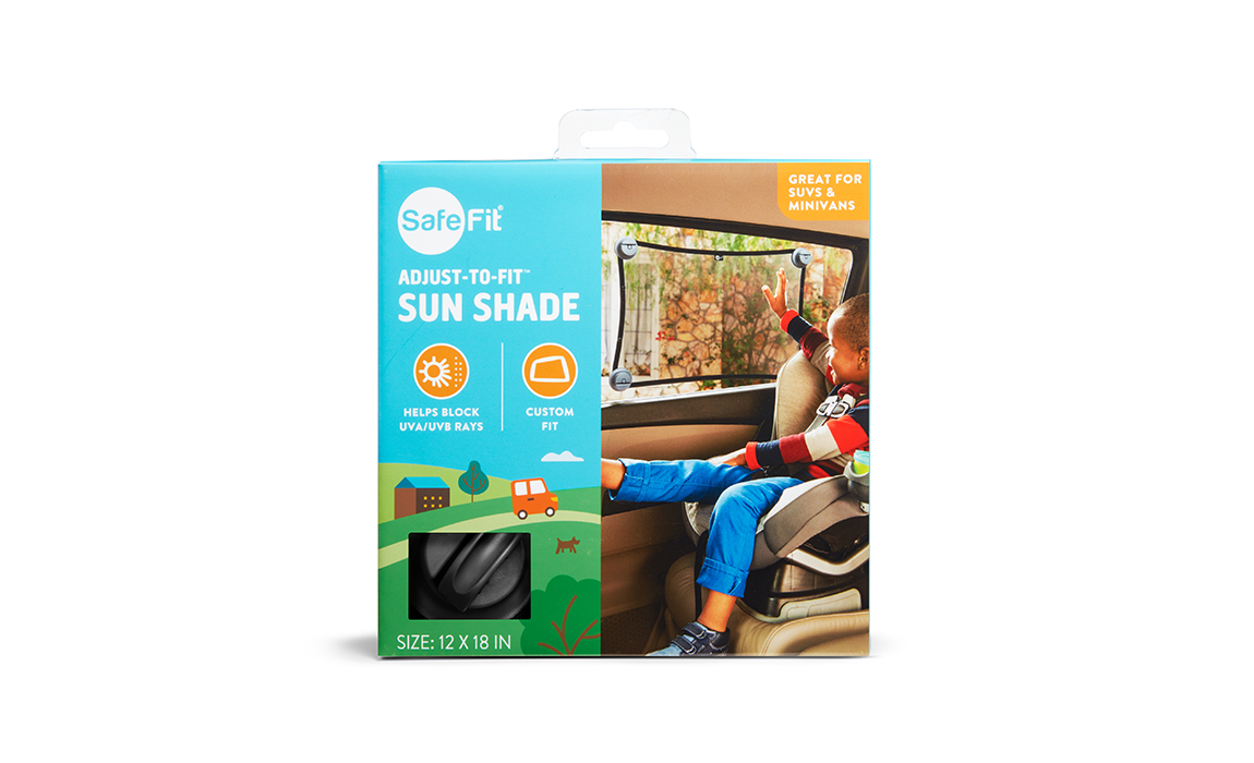 carousel image Adjust-to-Fit™ Sun Shade - 5
