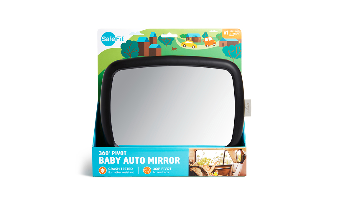 carousel image 360° Pivot Baby AutoMirror - 8